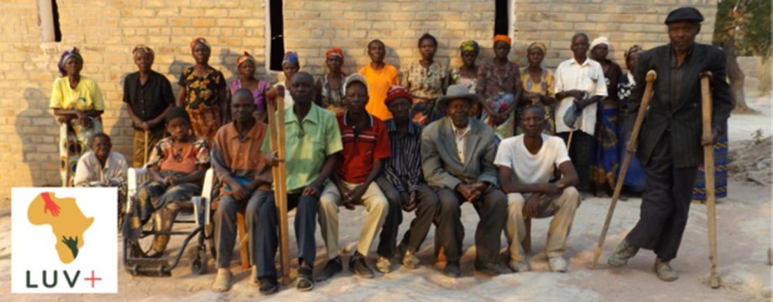 LUV+ Leprosy community